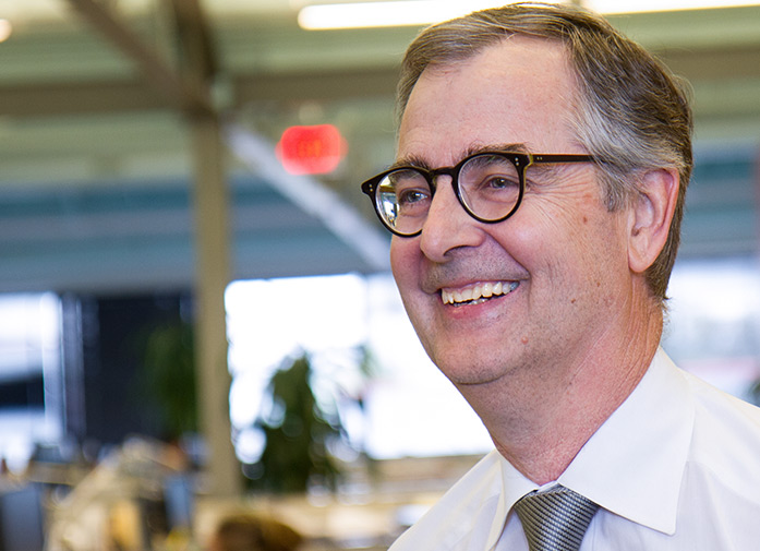 Mark McCluggage, AIA, CCS