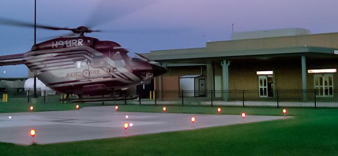 Lubbock Heart Hospital GLMV