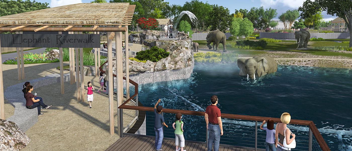 Zoo And Aquarium Design Glmv