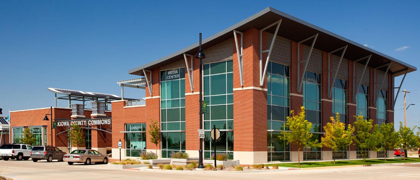 Kiowa County County Commons, Greensburg