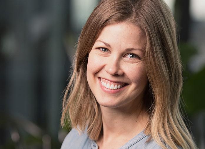 Allyson Wray Kuhn, IIDA, LEED AP BD+C