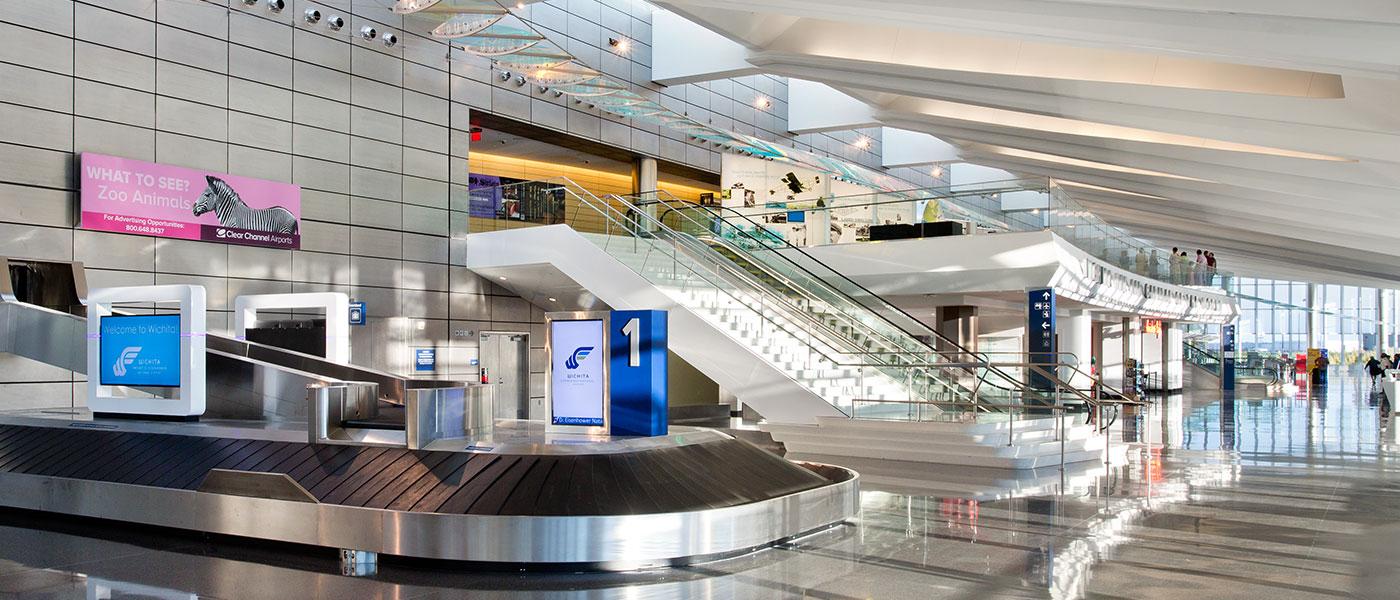 Dwight D. Eisenhower National Airport – Aviation