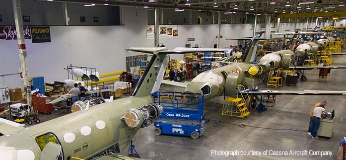 Cessna Aircraft Company | GLMV