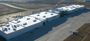 GLMV Cessna Textron Service Center Airside