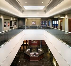 GLMV-Cessna Textron Service Center Lobby