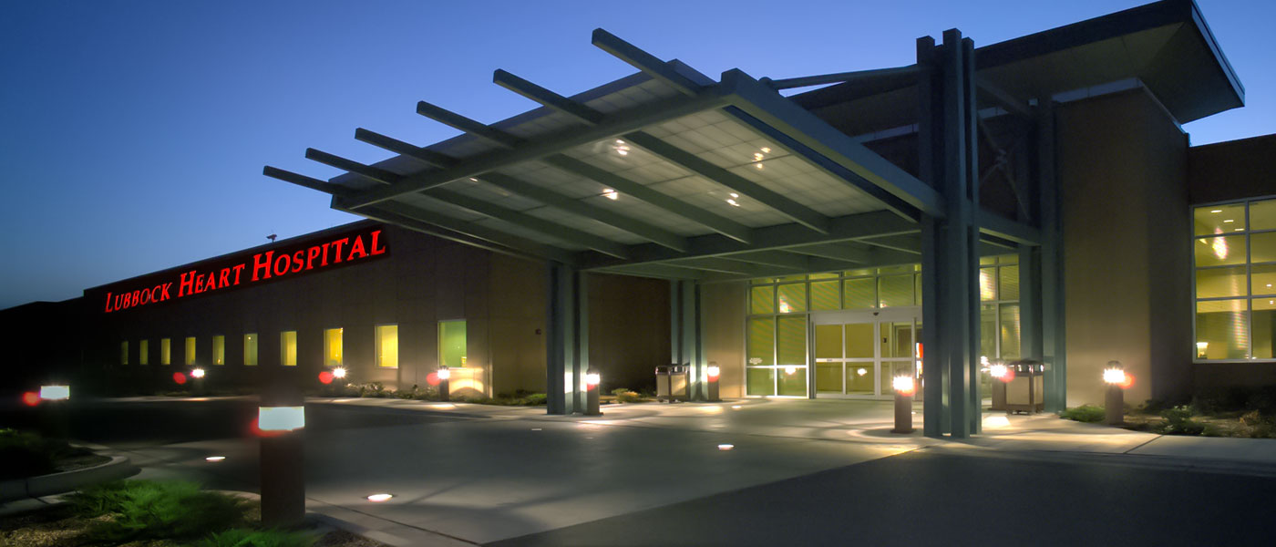 Lubbock Heart Hospital – Healthcare