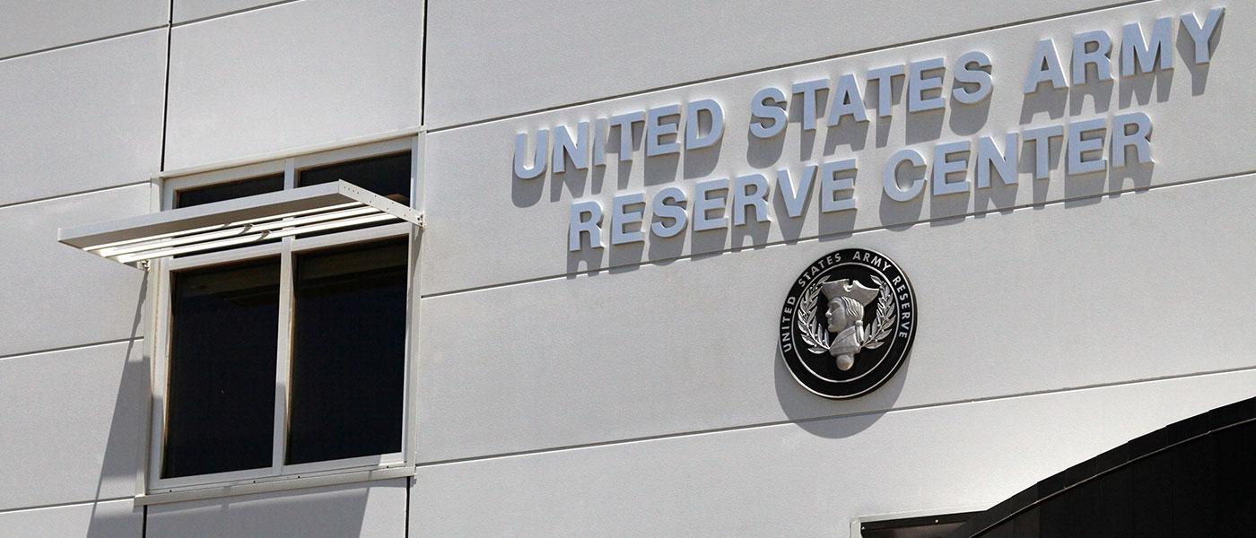 Army Reserve Center – Denton – Government