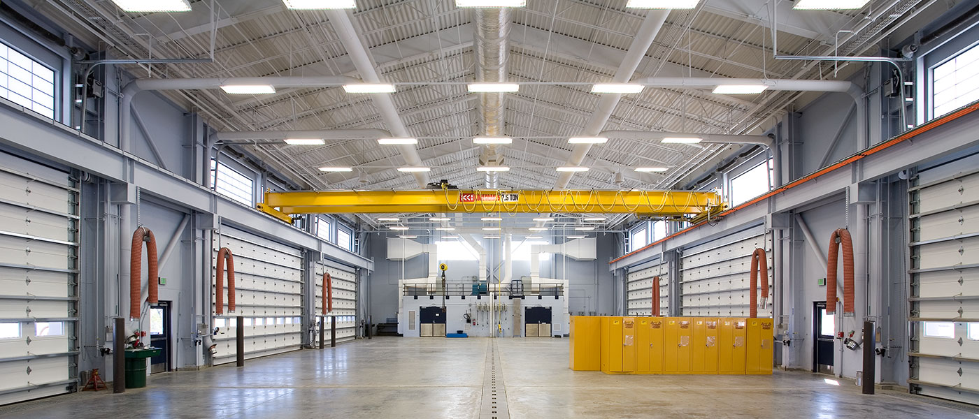 Tactical Equipment Maintenance Facility – Government