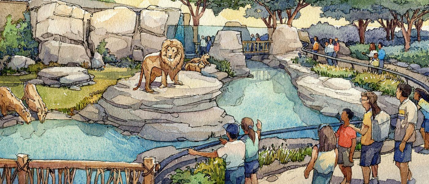 Zoo And Aquarium Architecture And Design Glmv