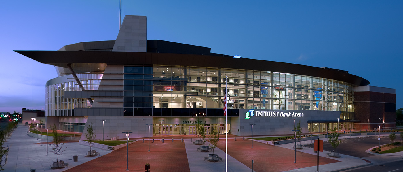 Intrust Bank Arena – Civic