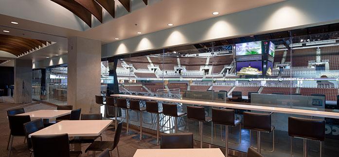 Intrust Bank Arena GLMV - Intrust arena seating
