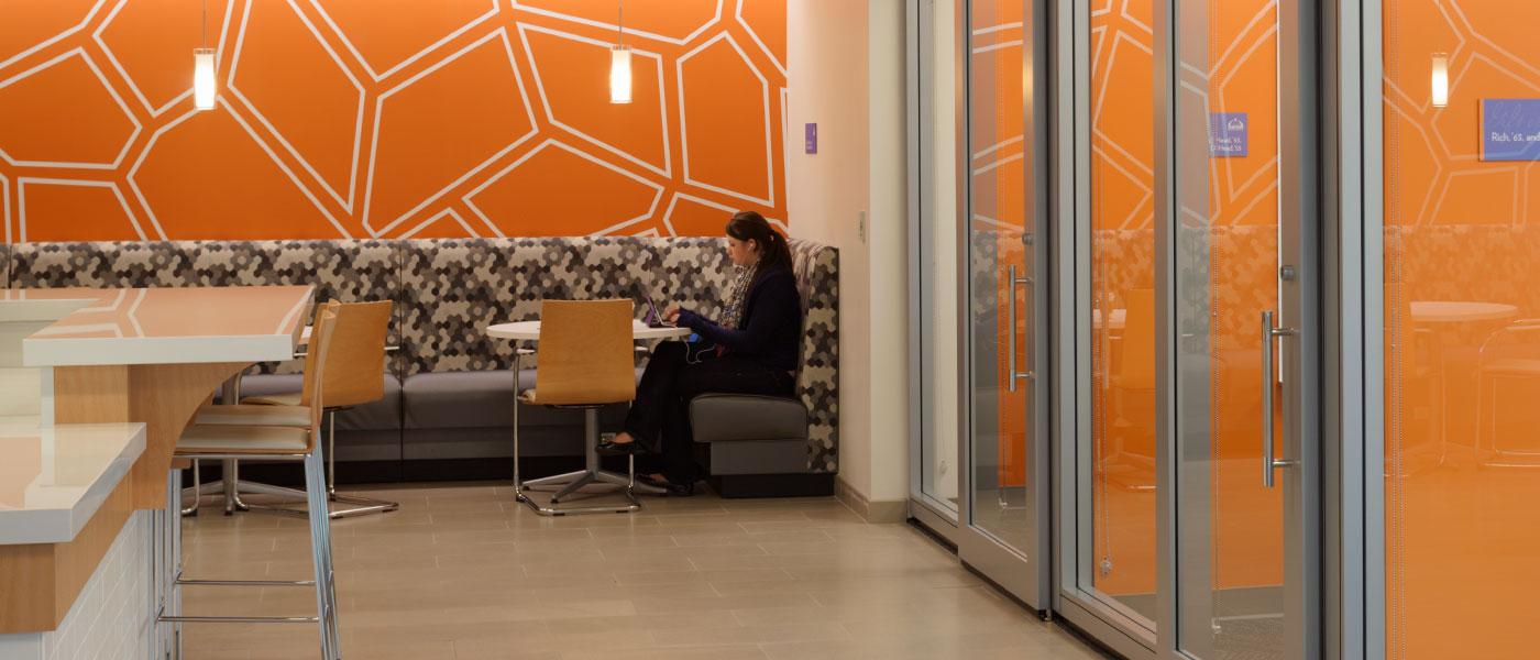 Harter Student Center – Interior
