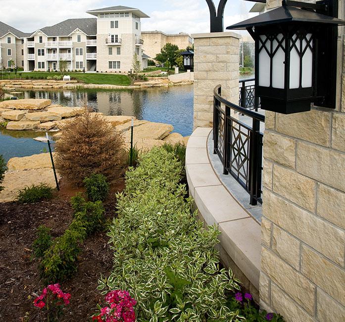 Jardine Apartments: Jardine Terrace – Landscape