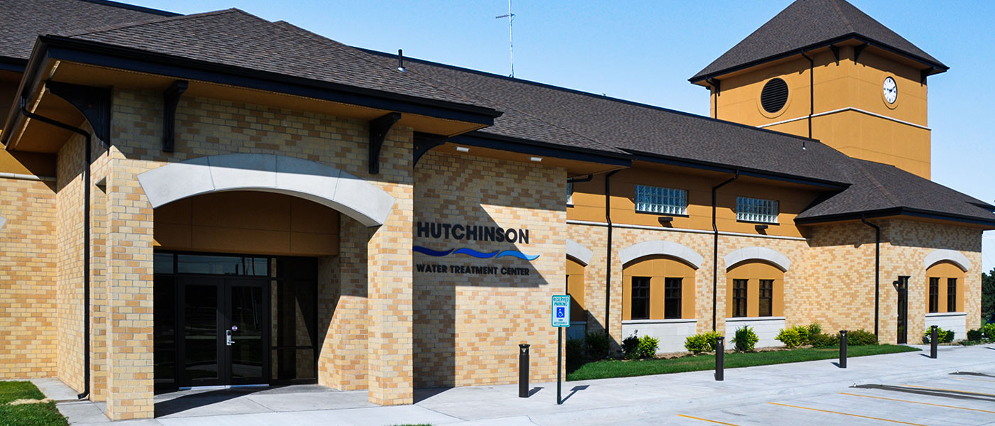 Hutchinson Water Treatment Center – Industrial