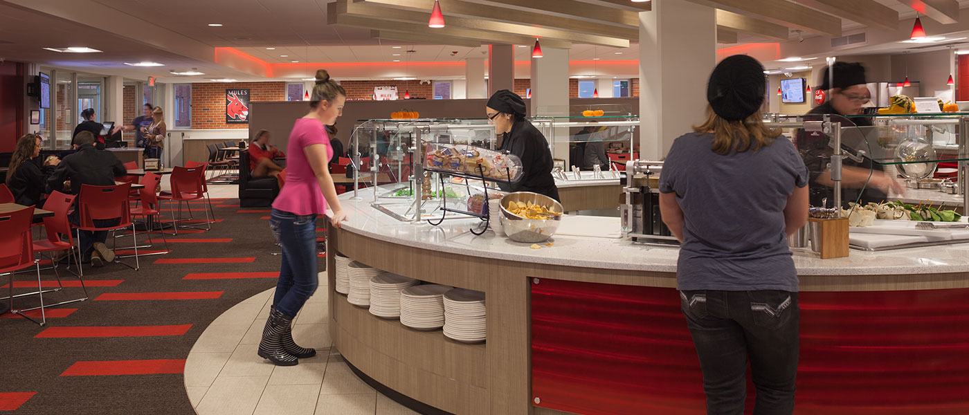 University of Central Missouri – Restaurant