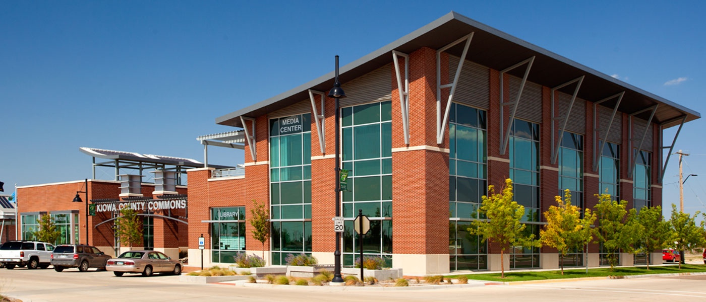 Kiowa County County Commons, Greensburg