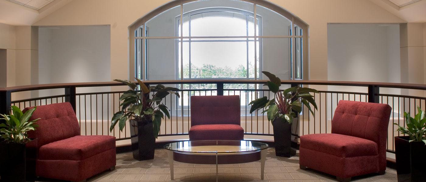 Marcus Welcome Center – Interior