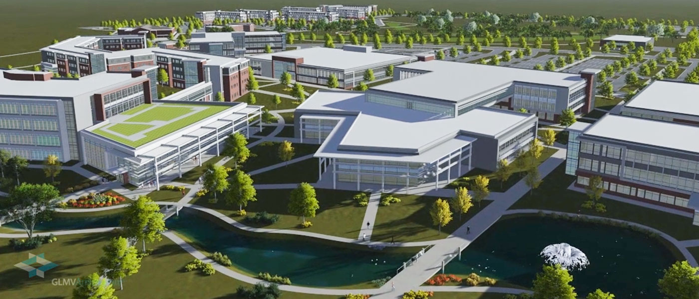 WSU Innovation Campus – Planning