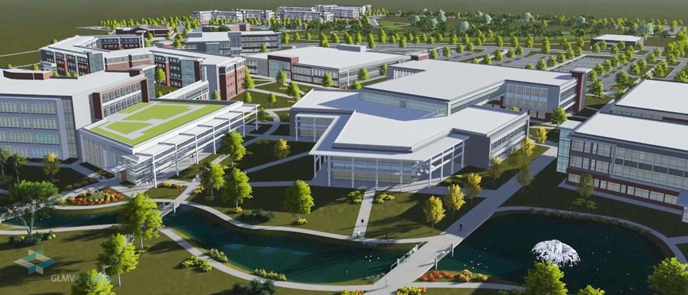 WSU Innovation Campus – Planning
