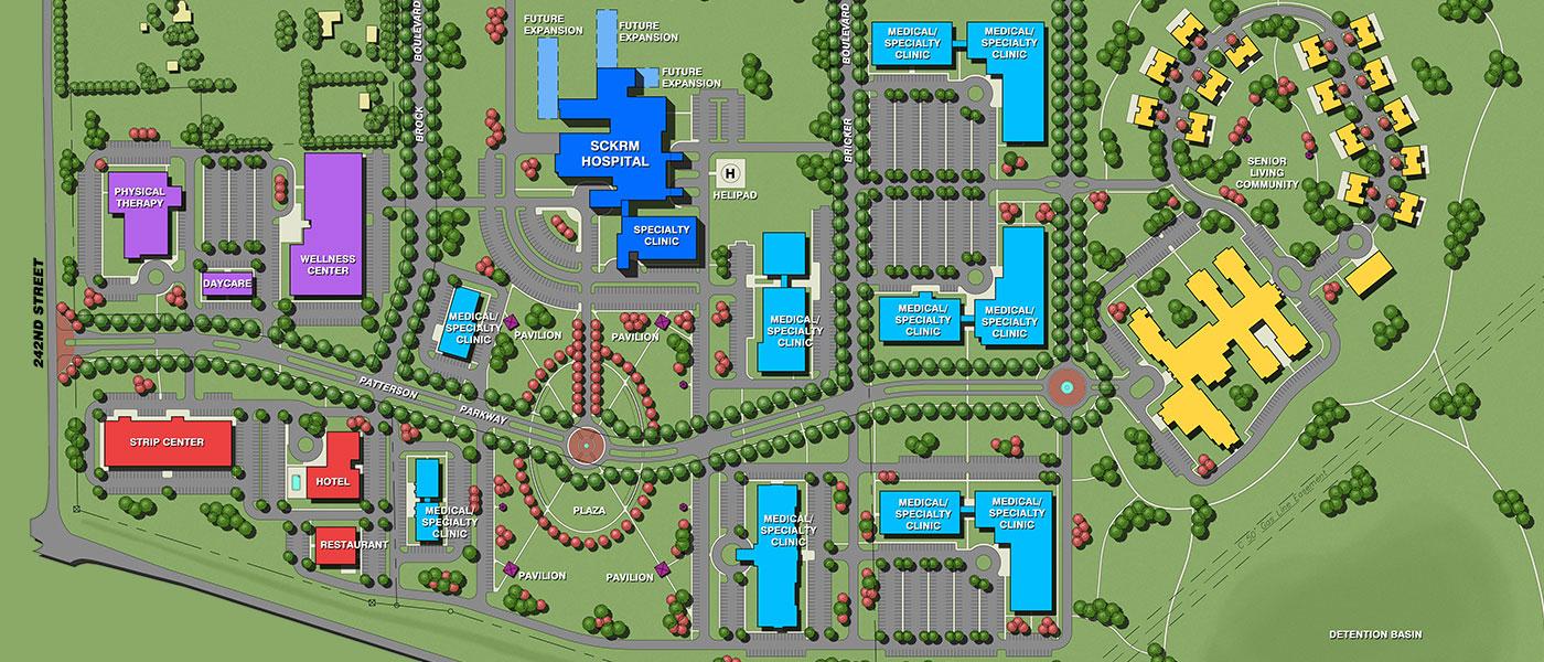 South Central KS Regional Medical – Planning