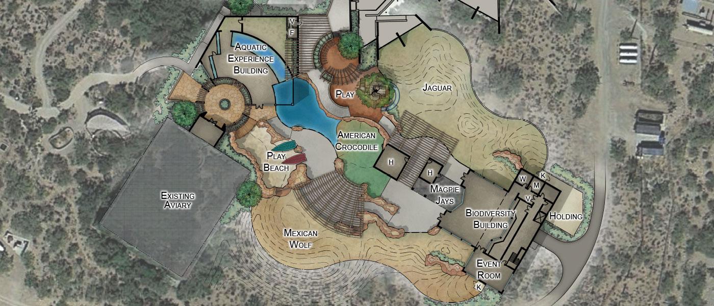 Arizona-Sonora Desert Museum Exhibit Design
