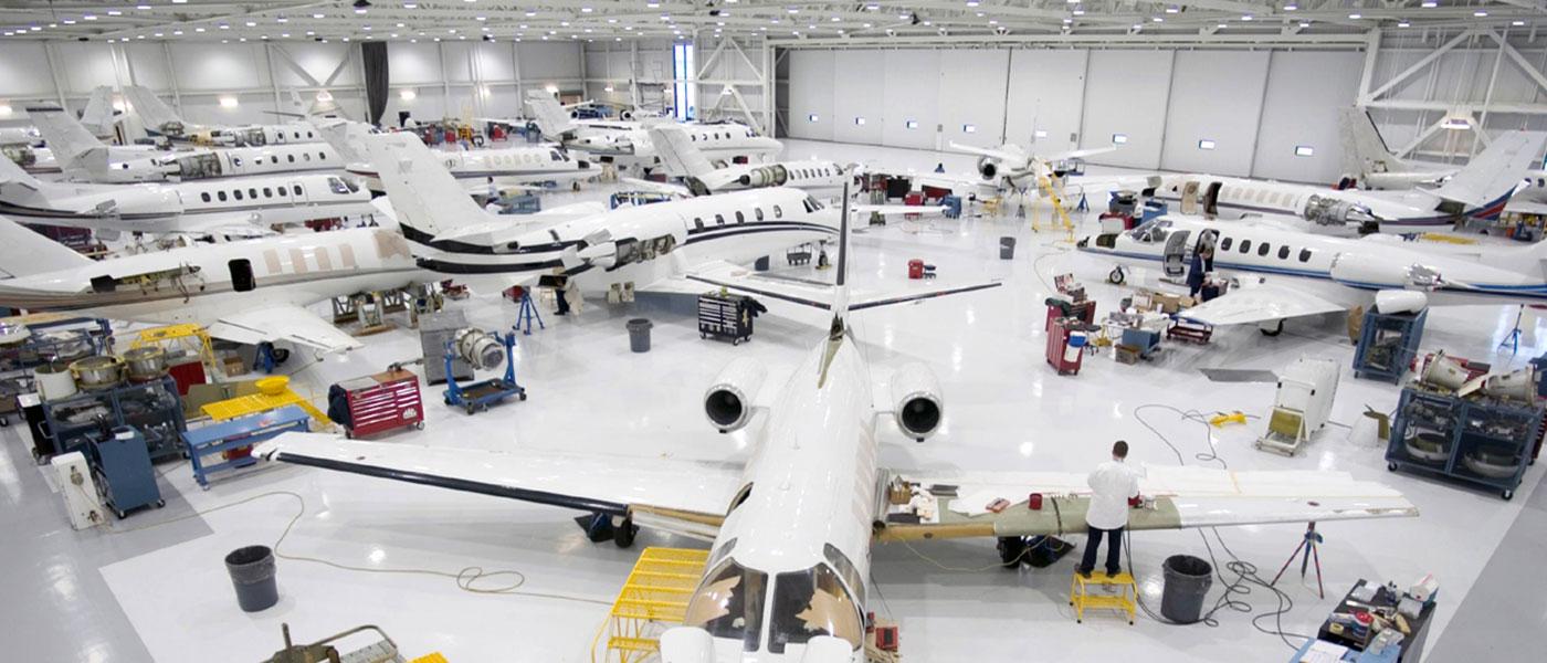 Cessna Aircraft Company – Industrial
