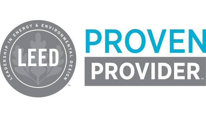 GLMV LEED Proven Provider