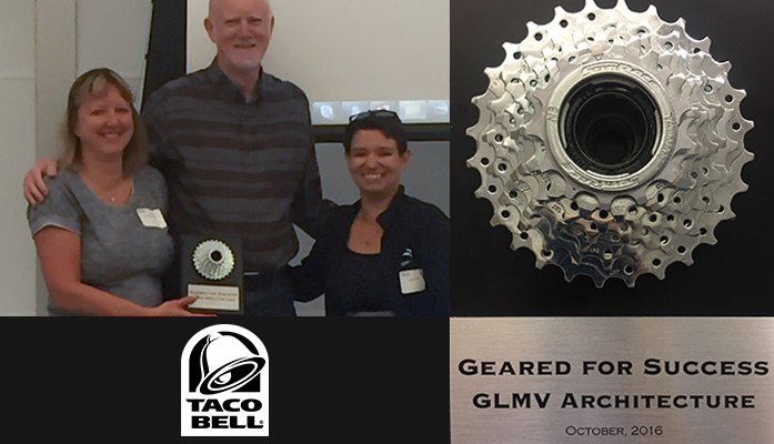 GLMV Architecture Hospitality Division Earns Taco Bell Geared For Success