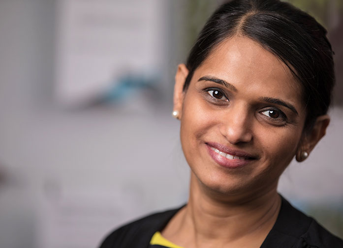 Aditi Prabhu, Associate AIA