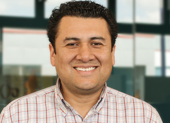 Juan Hernandez-Ramirez, Associate AIA, LEED GA