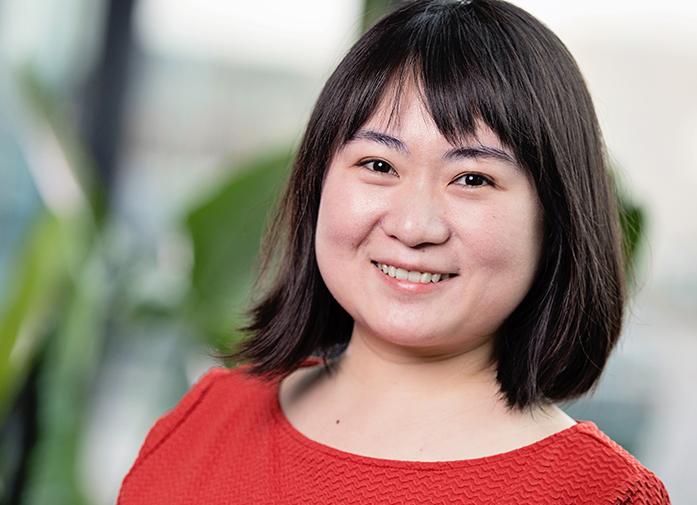 Ran Yu, Associate AIA