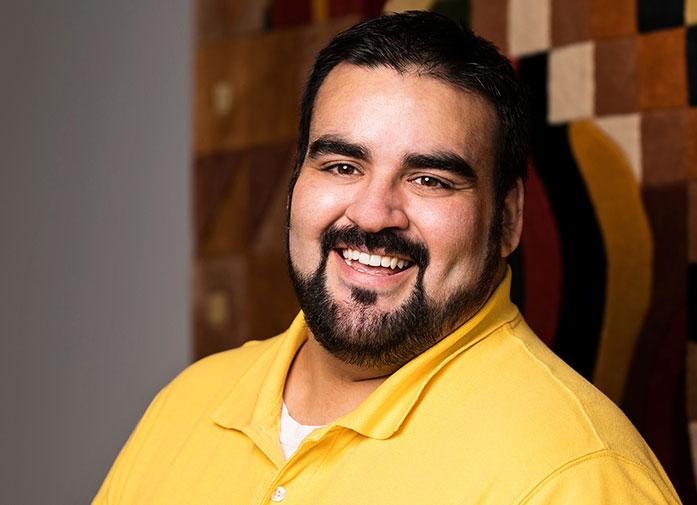 Jesus Rubio, Associate AIA