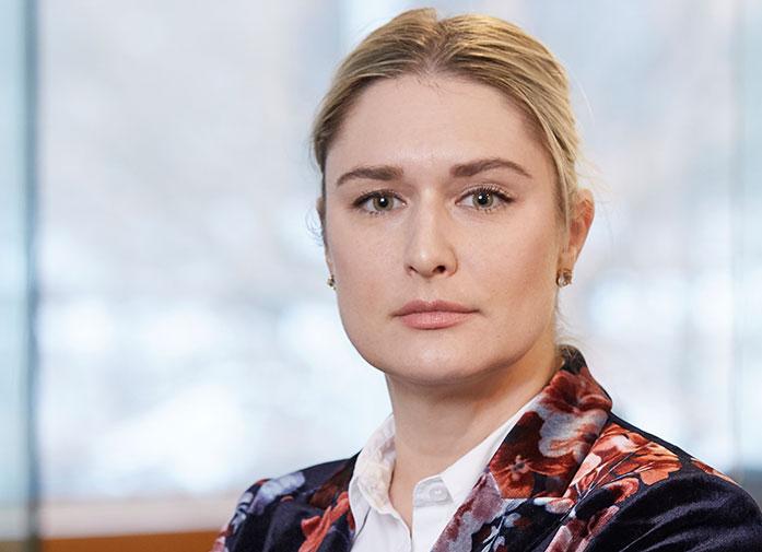 Katy Conley, Associate AIA