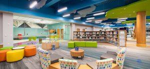Children's Pavilion, Advanced Learning Library, Wichita Kansas, GLMV Architecture