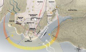 Fellows Lake Site Analysis, GLMV Architecture