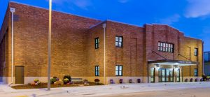 McPherson Community Center, GLMV Architecture