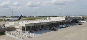 Air Cargo Facility, GLMV Architecture