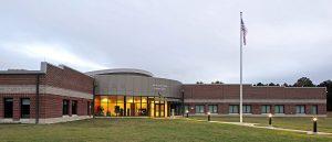 Fort Story, GLMV Architecture