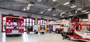 Derby Fire Station 81, GLMV Architecture