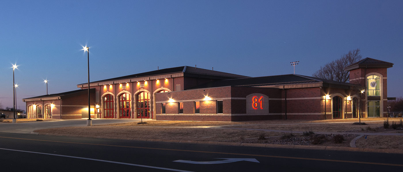 Derby Fire Station – Civic