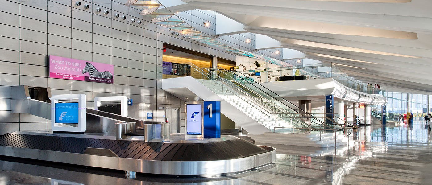 Eisenhower Airport New Terminal – Aviation