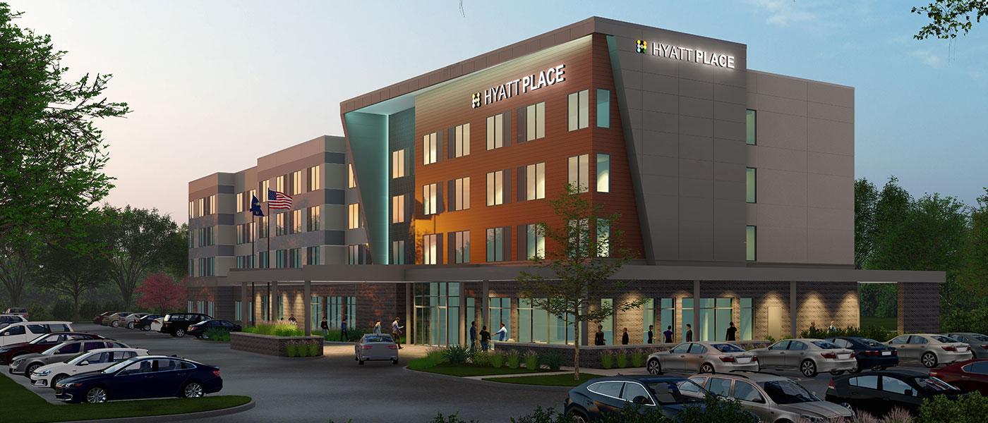 Hyatt Place – Hospitality