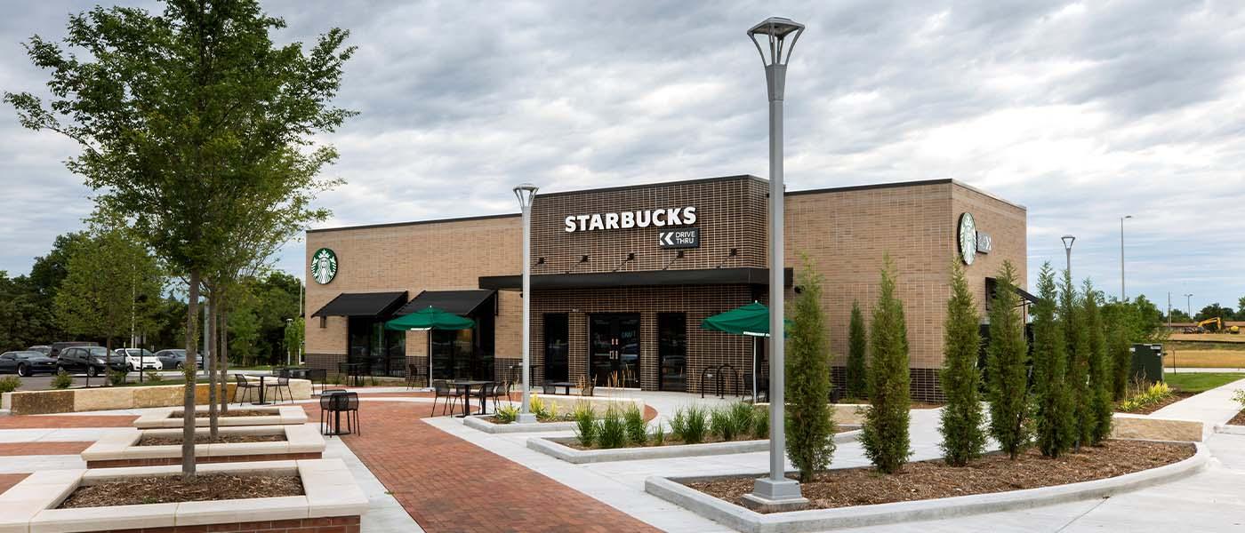 Starbucks-Braeburn Square