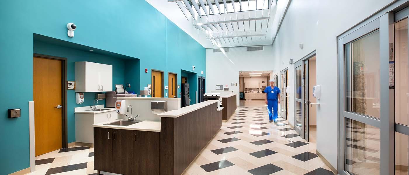Freestanding Ambulatory Surgery Center